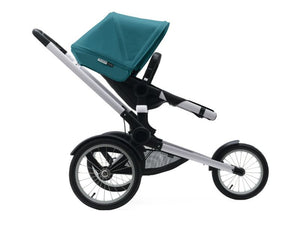 Load image into Gallery viewer, Bugaboo Runner Seat petrol blue