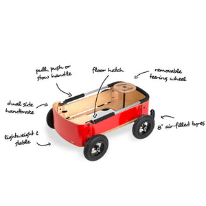 3 in 1 Wagon by Wishbone