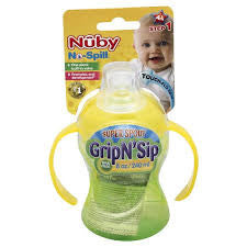 8 oz GripN'Sip Super Spout Trainer Cup