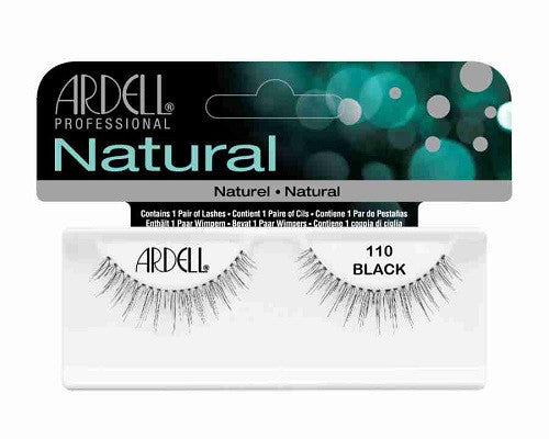 Ardell Natural Lashes Black 110