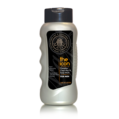 The Icon Hair and Body Wash 18 oz