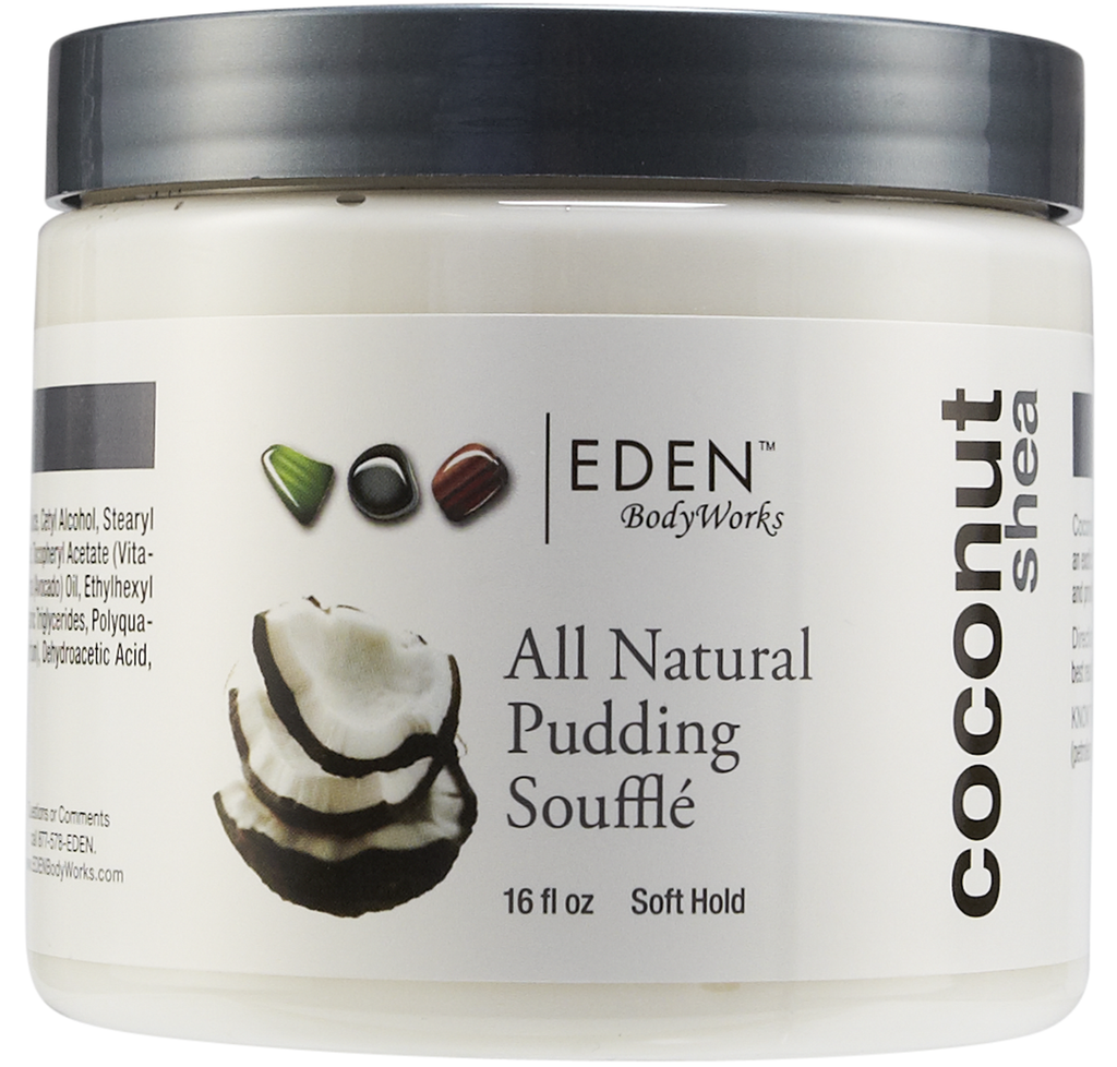 EDEN BodyWorks Coconut Shea Pudding Souffle 16oz