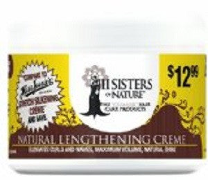 III Sisters of Nature Natural Lengthening Creme