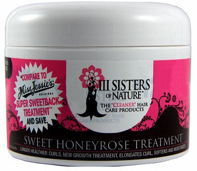 III Sisters of Nature Sweet Honeyrose Treatment 8 oz