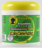Jamaican Mango & Lime Transition Natural Coiling Creme Pudding