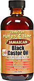Jamaican Mango & Lime Jamaican Black Castor Oil Original 4oz
