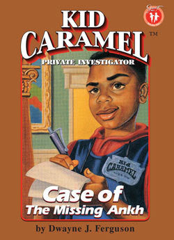 KID CARAMEL: Case of the Missing Ankh