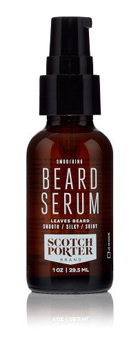 Scotch Porter Smoothing Beard Serum 1 oz