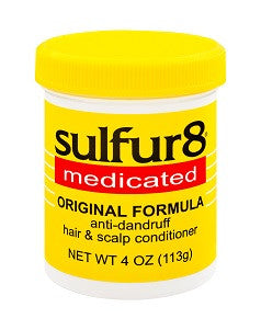 Sulfur8 Medicated Original Formula Anti-Dandruff Hair & Scalp Conditioner