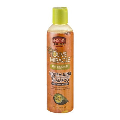 Olive Miracle Neutralizing Deep Conditioning Shampoo 8 oz