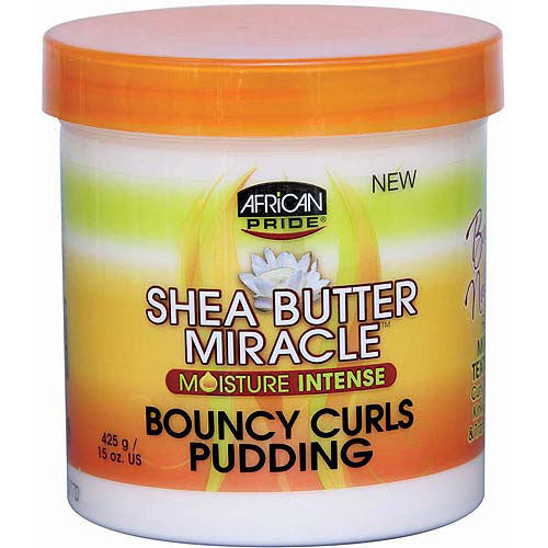 Shea Butter Miracle Bouncy Curls Pudding 15 oz.