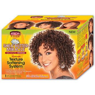 Shea Butter Miracle Texture Softening System Kit