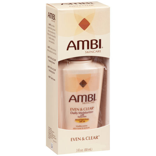 AMBI Even & Clear Daily Moisturizer 3oz