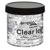 Ampro Clear Ice Protein Styling Gel