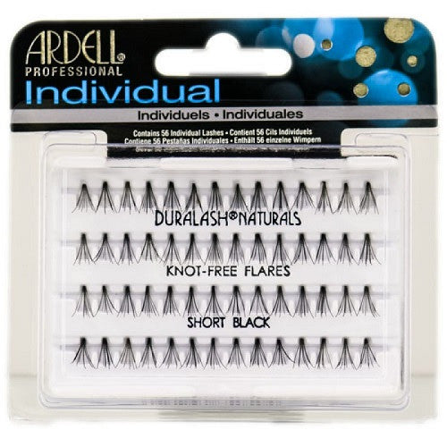 Ardell Knot-free Individual Lashes Black Short