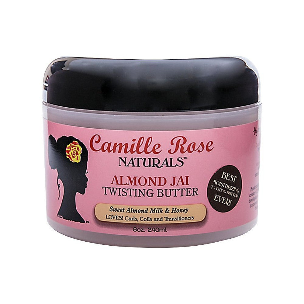 Camille Rose Almond Jai Twist Butter 8oz