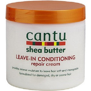 Cantu Shea Butter Leave In Conditioning Hair Repair Cream 16 oz