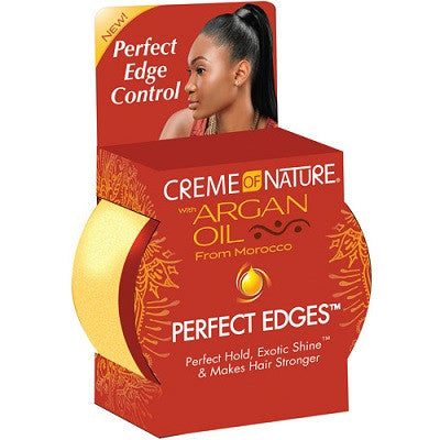 Creme of Nature with Argan Oil Perfect Edges 2 oz