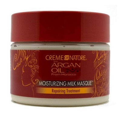 Creme of Nature Moisturizing Milk Masque With Argan Oil From Morocco 11.5 oz