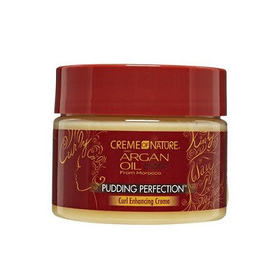 Creme Of Nature With Argan Oil Pudding Perfection 11.5 oz
