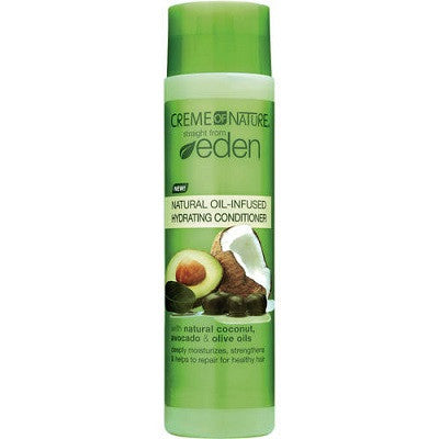 Creme Of Nature Straight from Eden Conditioning Treatment 10 oz