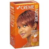 Creme of Nature Gel Color Nourishing 7.64 Red Copper