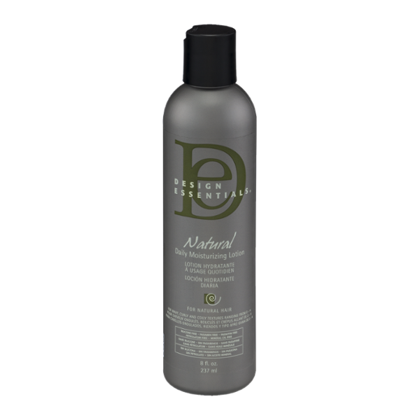 Design Essentials Natural Daily Moisturizing Lotion 8oz