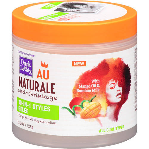 Dark & Lovely Au Naturale 10 n 1 Styles Gelee 5.30 oz