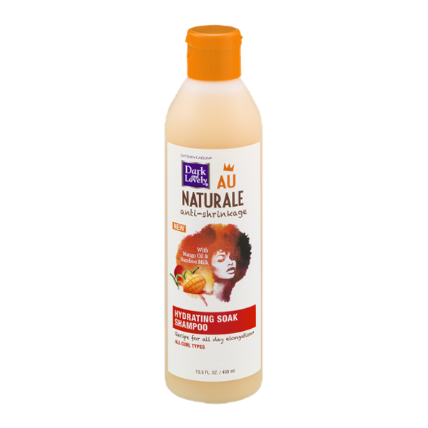 Dark & Lovely Au Naturale Hydrating Soak Shampoo 13.5oz