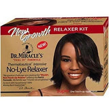 Dr. Miracle's new growth No-Lye Relaxer Kit