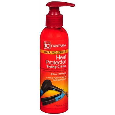 Fantasia iC Polisher Heat Protector Style Cream 6 oz
