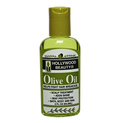 Hollywood Beauty Olive Oil 2 oz