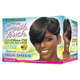 Luster's Pink Smooth Touch Relaxer Kit
