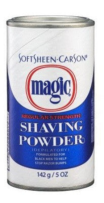 MAGIC SHAVE® POWDER SHAVE REGULAR STRENGTH 5 OZ