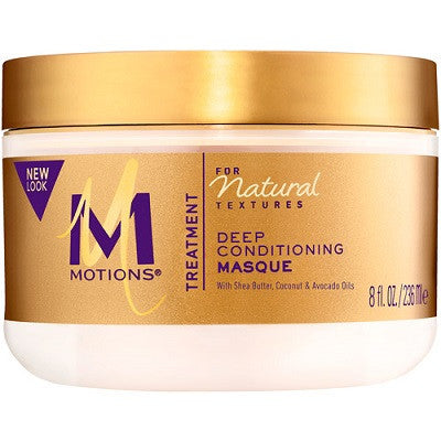 Motions Natural Textures Deep Conditioning Masque 8 oz