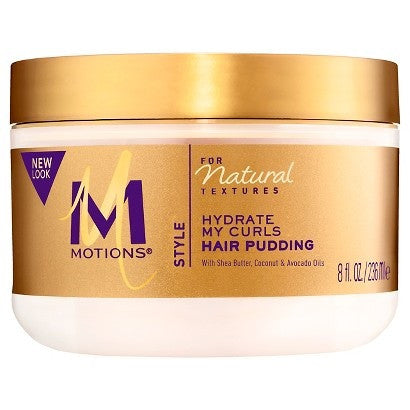 Motions Hydrate My Curls Pudding 8 oz
