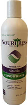 NouriTress Perfect Hair Vitamin Conditioner 8 oz