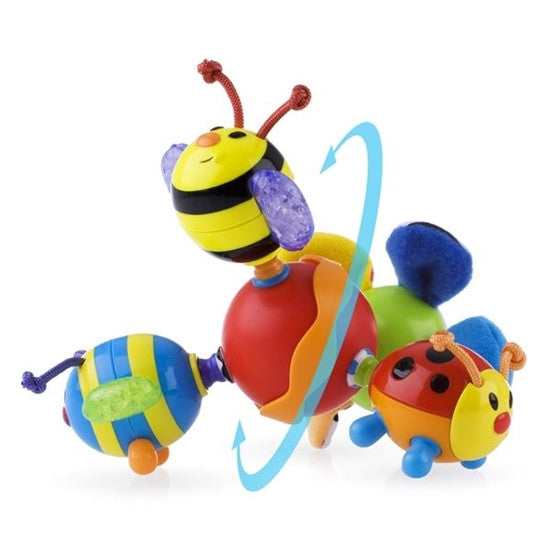 Twisty Bugz™ Teether