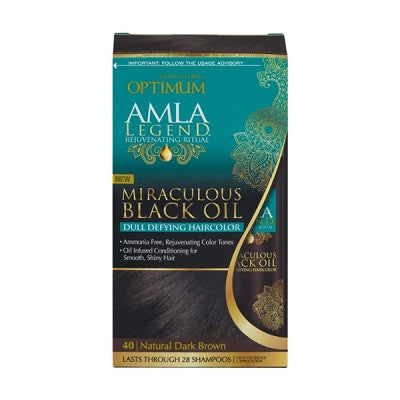 SoftSheen Carson Optimum Amla Legend Dull Defying Haircolor