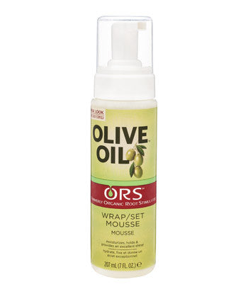 ORS Olive Oil  Wrap and Set Mousse 7 oz.