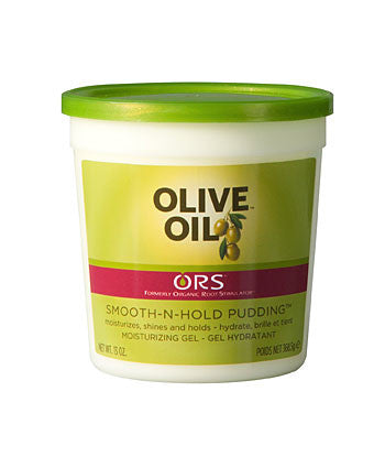 ORS Olive Oil Smooth'n Hold Pudding 13 oz