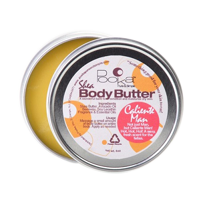 Calienté Man Body Butter