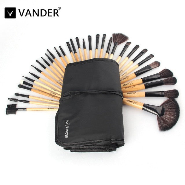 32Pcs Makeup Brush Set