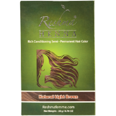 Reshma Henna Semi-Permanent Color