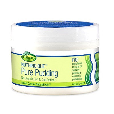 Sofn'Free Nothing But Curly pure Pudding 8.8 oz