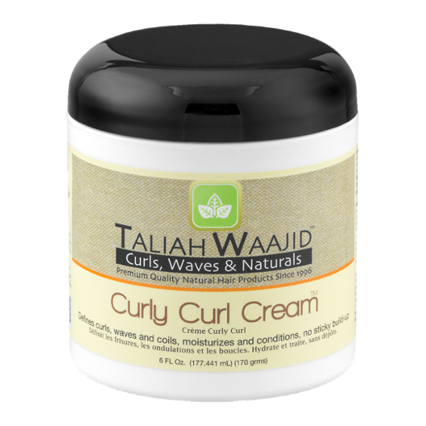 Curly Curl Cream 6 oz
