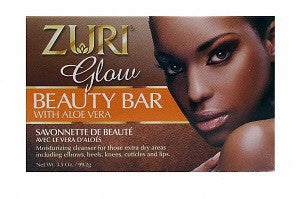 ZURI GLOW BEAUTY BAR 3.5 OZ
