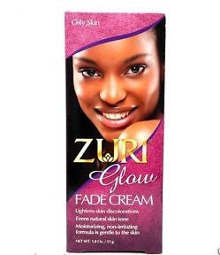 zuri glow fade cream for oily skin