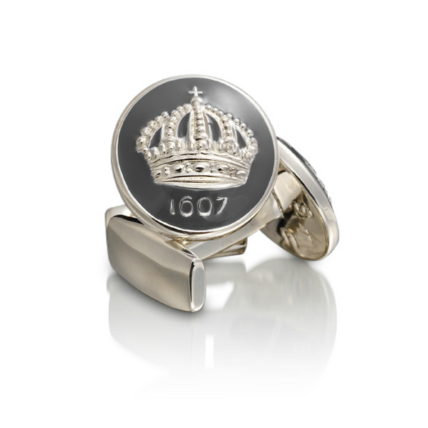 CUFF LINKS - THE SKULTUNA CROWN