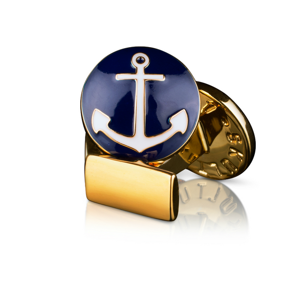 CUFF LINKS - THE ANCHOR